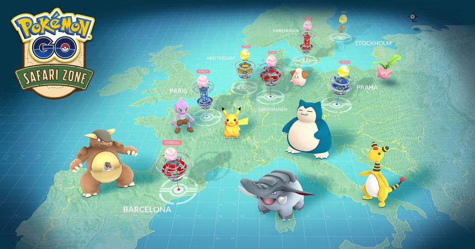 《Pokemon Go》如何做到一枝独秀