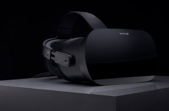 Varjo推出2款高分辨率企业级VR头显,售价4995美元起