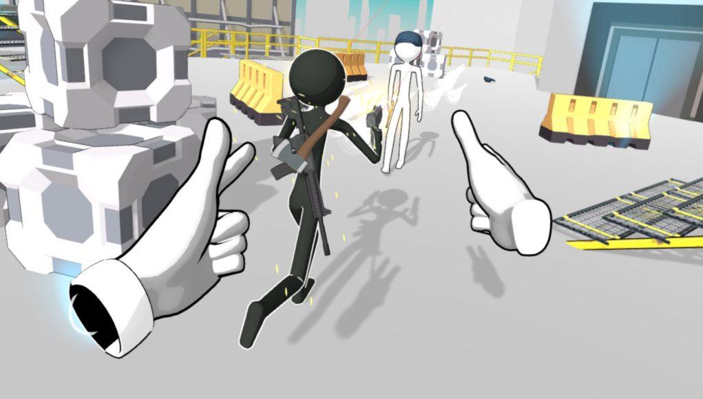 趣味VR游戏《Holoception》将于下周登陆Steam及Oculus Store