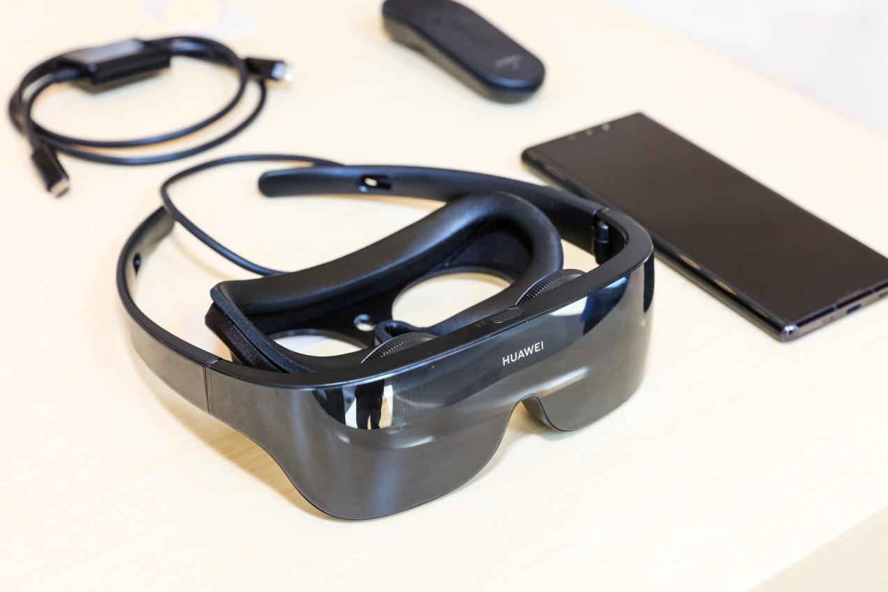 华为持续发力布局VR市场,HUAWEI VR Glass成5G元年破局式应用