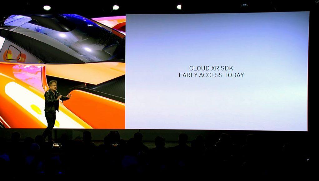 NVIDIA推出5G AR/VR云渲染服务