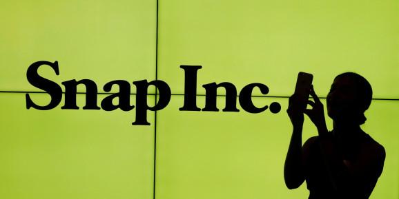 SnapQ3报告称日活跃用户增长,但盈利表现不佳股价下跌5%