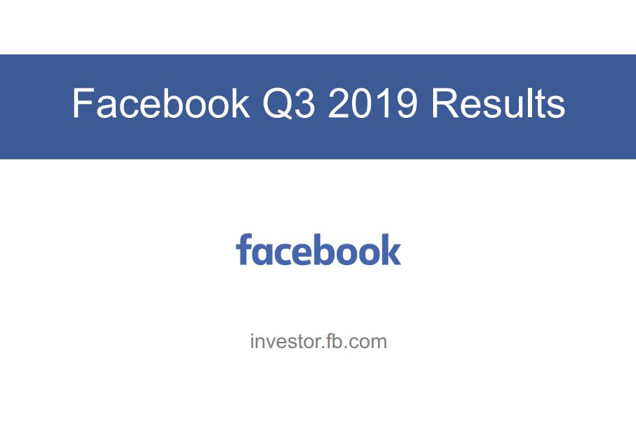 "Facebook Q3电话会议:对VR战略表示乐观,但""进展时间比预期要长"""