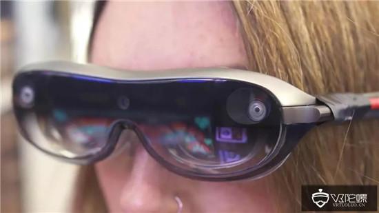 联想推出新AR眼镜原型;Magic Leap首席财务官及视觉特效大师宣布离职