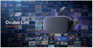 Oculus发布Oculus Link测试版软件及Link数据线规格