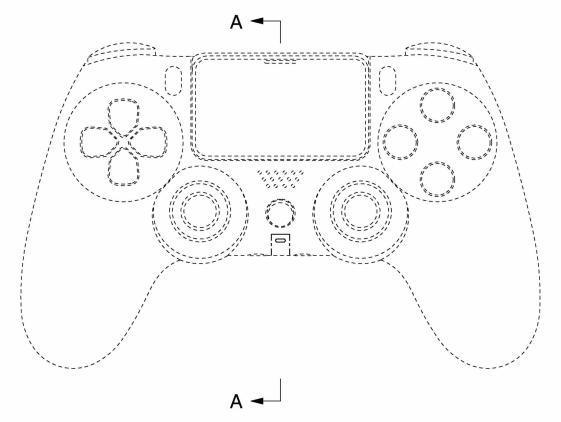 索尼申请新手柄技术专利:取消灯光条,增大扳机键