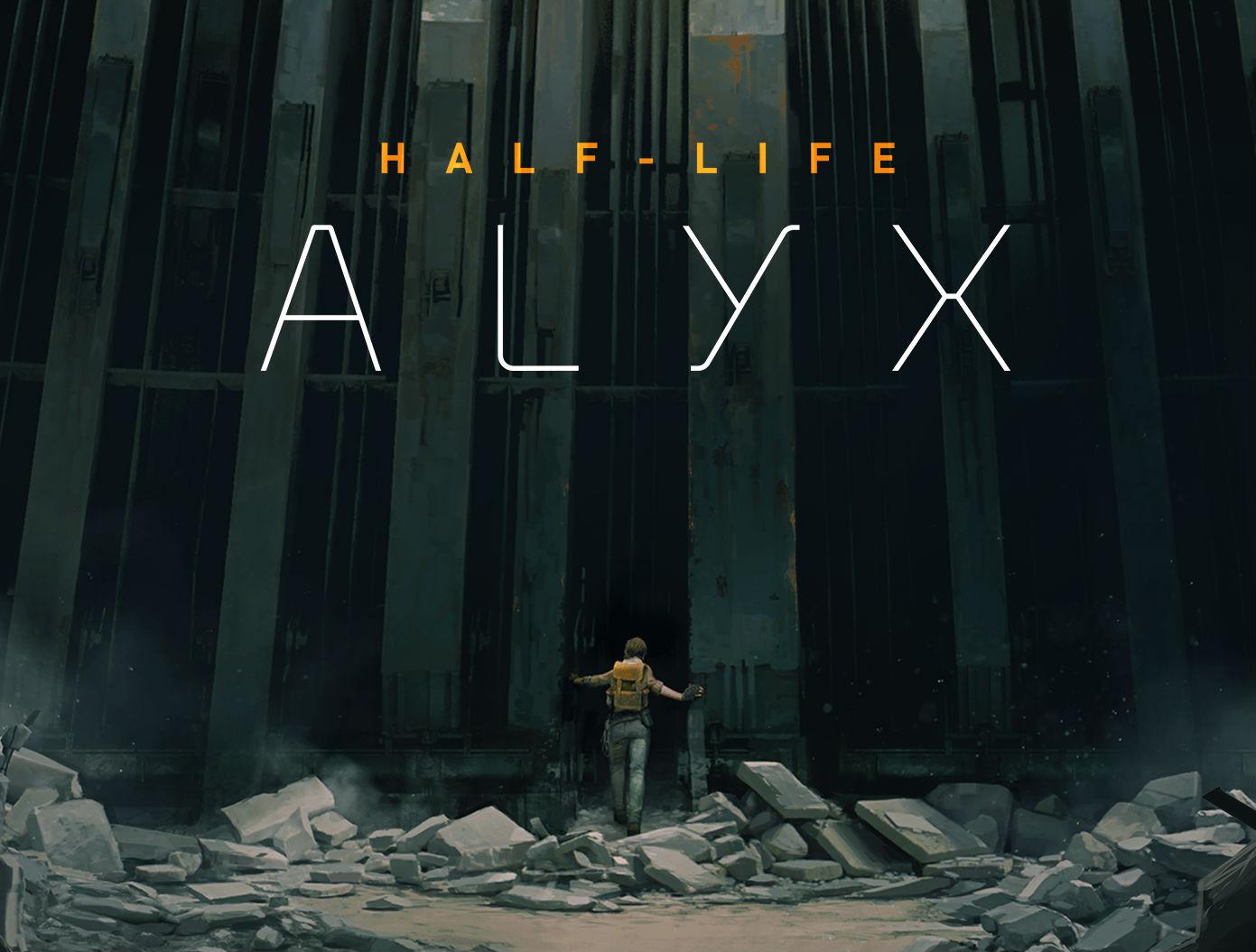 《半条命VR(Half-Life: Alyx)》预告片上线24小时获得1000万点击量