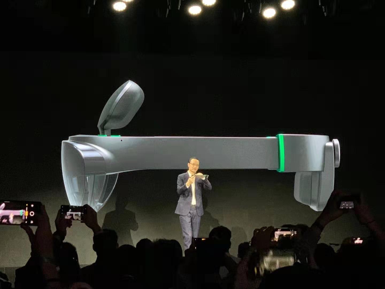 OPPO公布旗下首款AR眼镜,采用衍射光波导技术