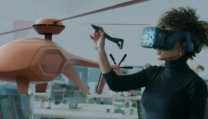 罗技VR专用笔``VR Ink''预订开始,售价750美元,2020年2月发货