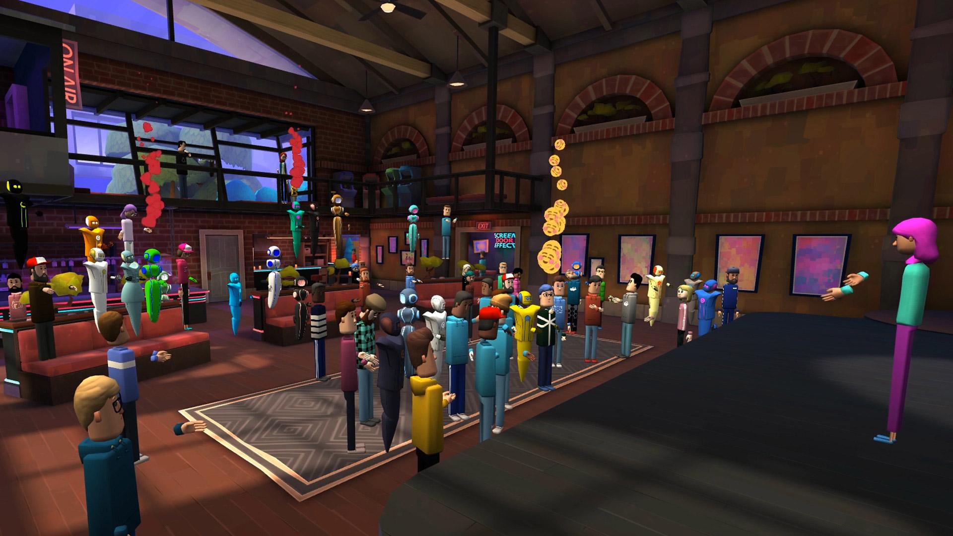 """微软VR社交平台""""AltspaceVR""""升级活动举办功能"""