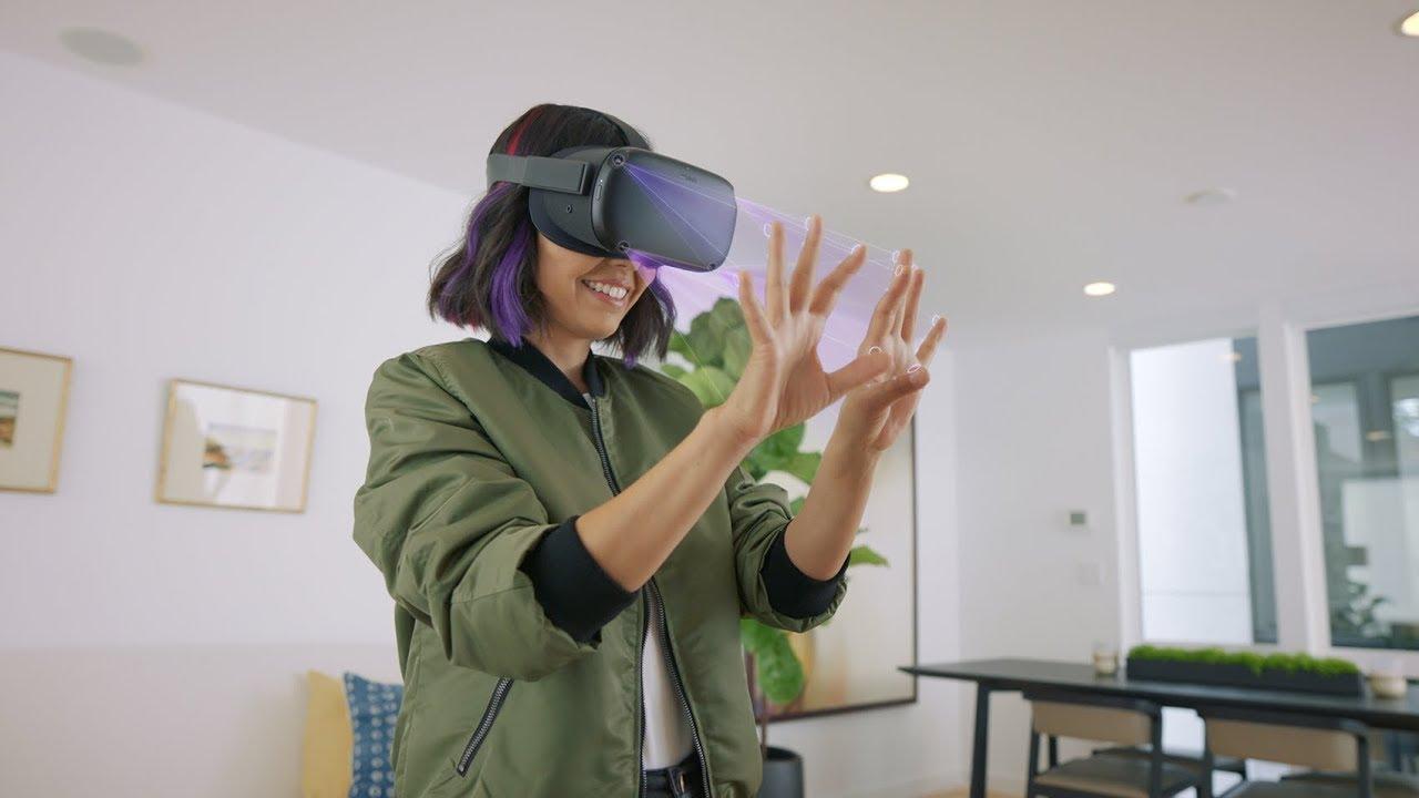 Oculus暂无计划在Rift S上开放手势追踪