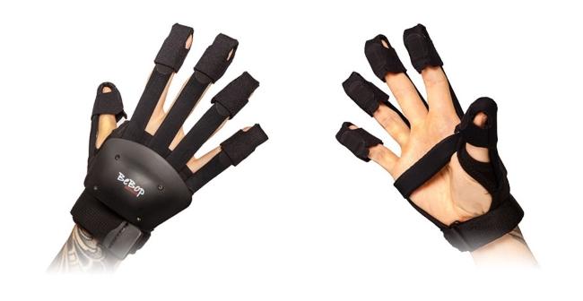 CES2020:BeBop Sensors将推出新款无线VR触觉手套Forte Data Glove