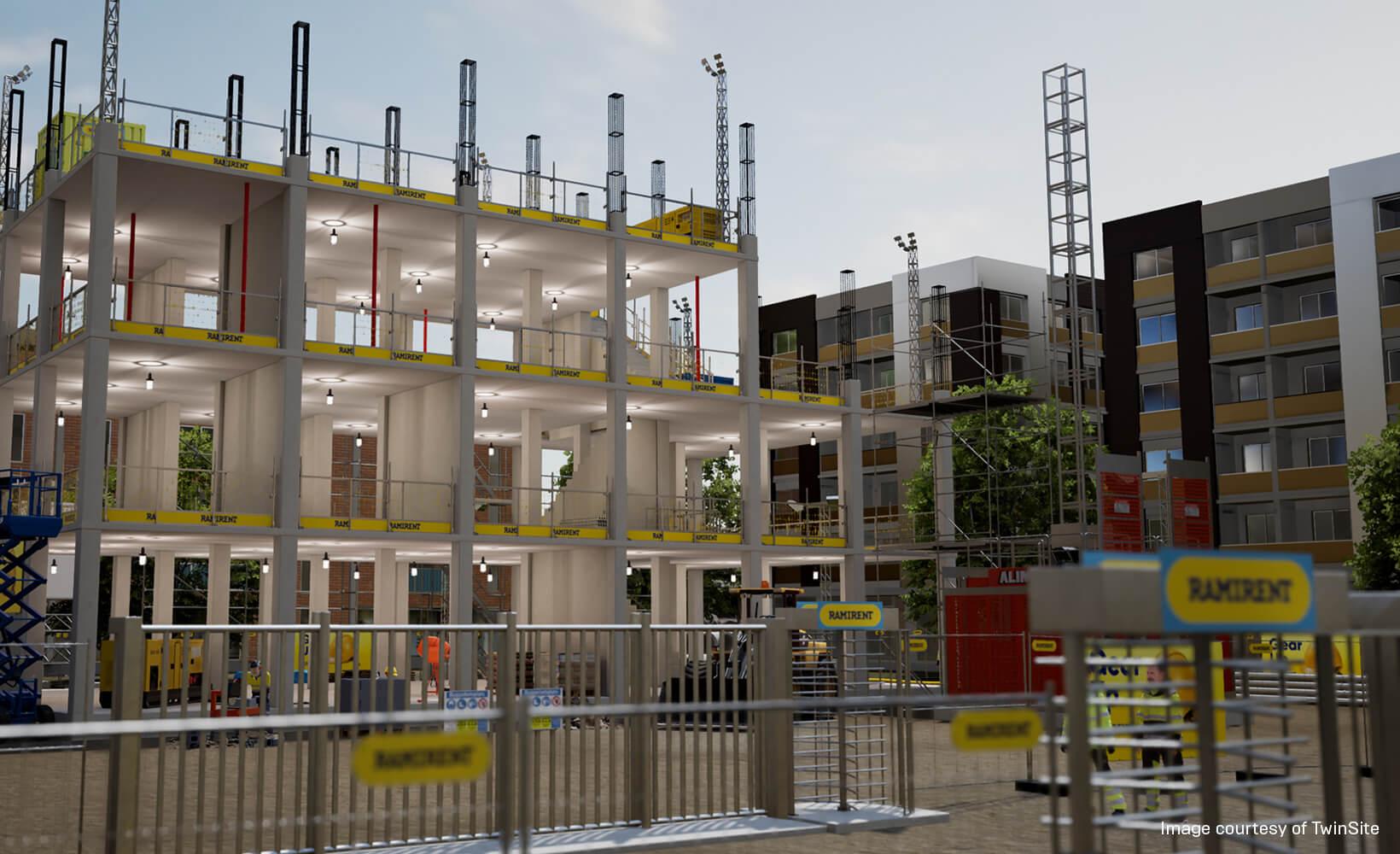 交互式VR培训如何提高建筑工地的安全性与ROI?