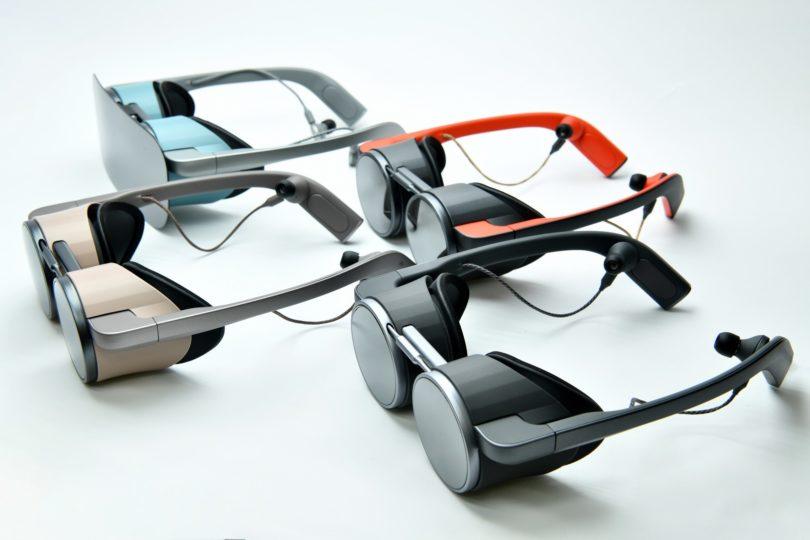 CES2020:Panasonic公布首款VR眼镜,造型轻巧、超高清显示