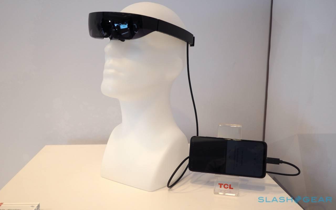 CES2020:TCL展示Project Archery 2.0AR眼镜,主打投屏观影