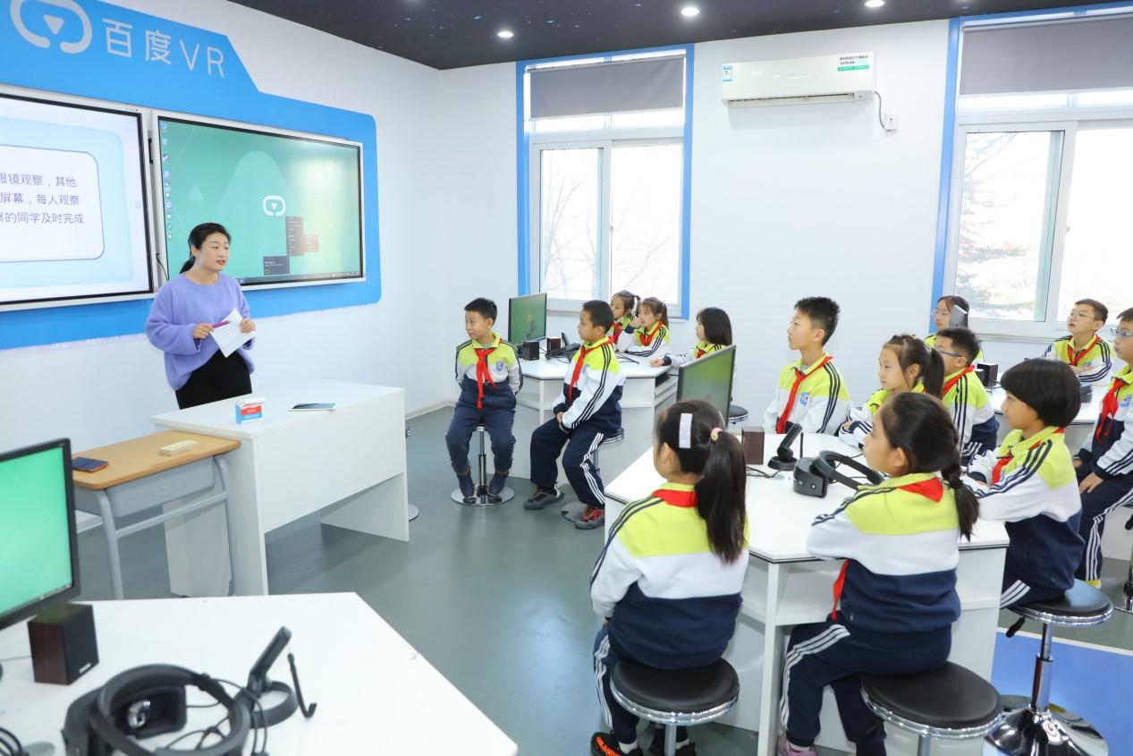 K12教育+VR,能够衍生出多少想象空间?