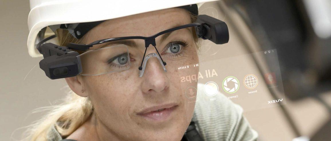 CES 2020:Vuzix推全新企业级光波导M4000 AR眼镜