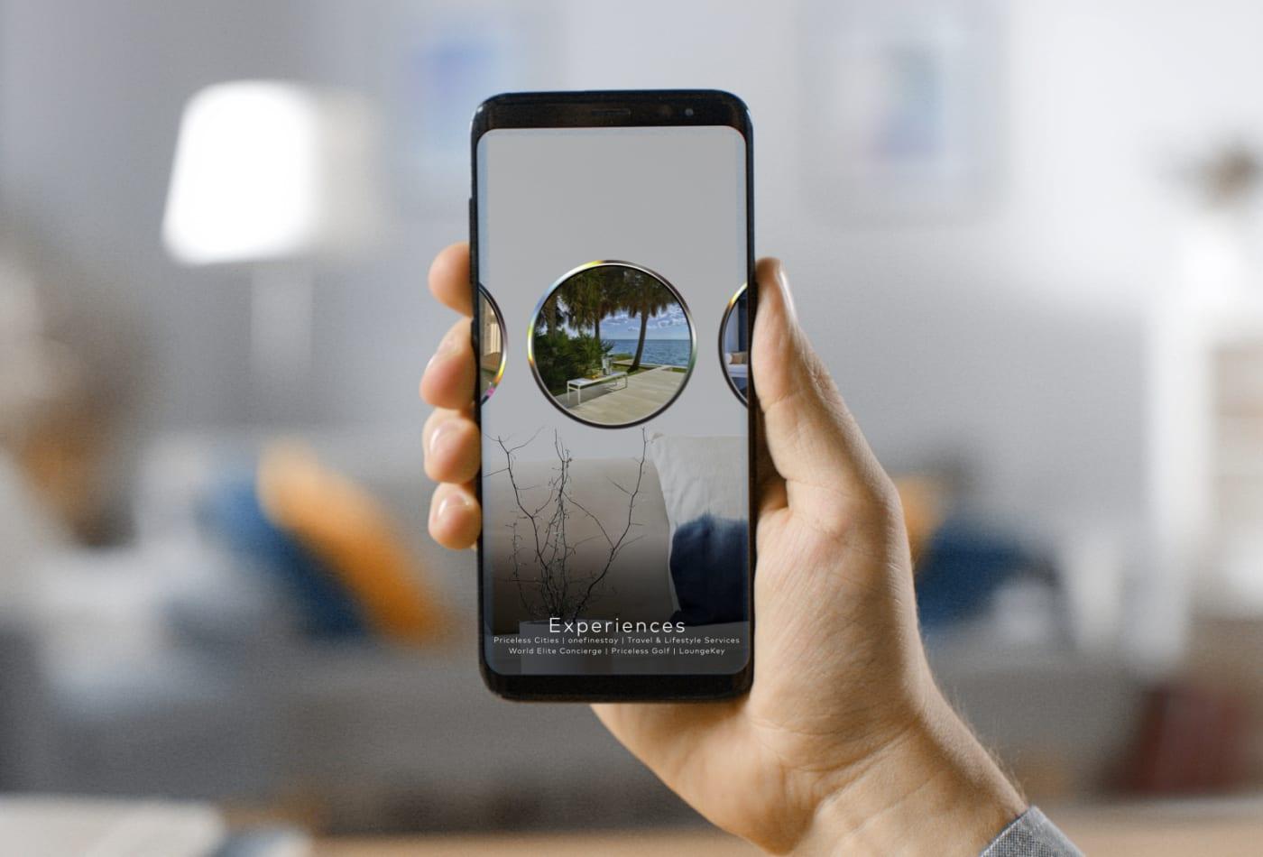 万事达卡将于2020年Q2推出AR应用,用户可进行沉浸式体验