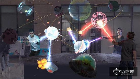 "CES2020:Nreal发布3D系统""星云"",四大亮点功能带来沉浸MR体验"