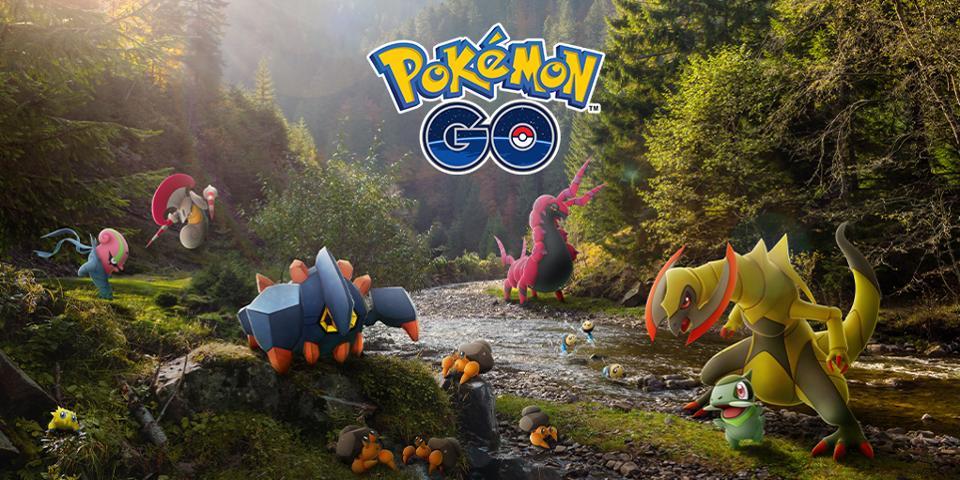 Sensor Tower:AR手游《Pokemon Go》2019年收入达9亿美元