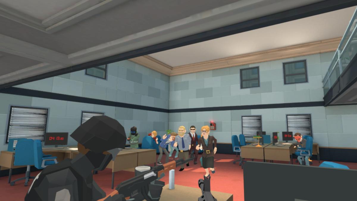 VR游戏《Crisis VRigade》下载量达50000次,曾被Facebook拒绝上架Quest商店