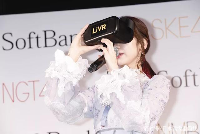 AKB48演唱会推剧场VR观看服务