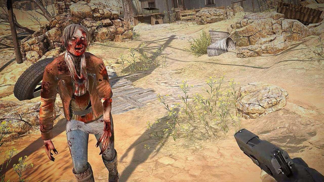 """《亚利桑那阳光》Oculus Quest版发布最新免费DLC——""""Old Mine"""""""
