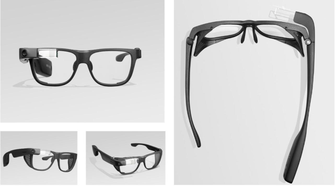 Google Glass 2企业版面向开发者发售,售价999美元