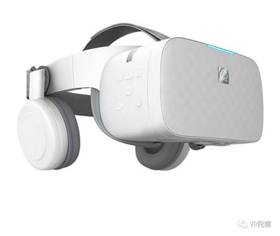 30多款新品!2019年VR硬件盘点 | VR陀螺