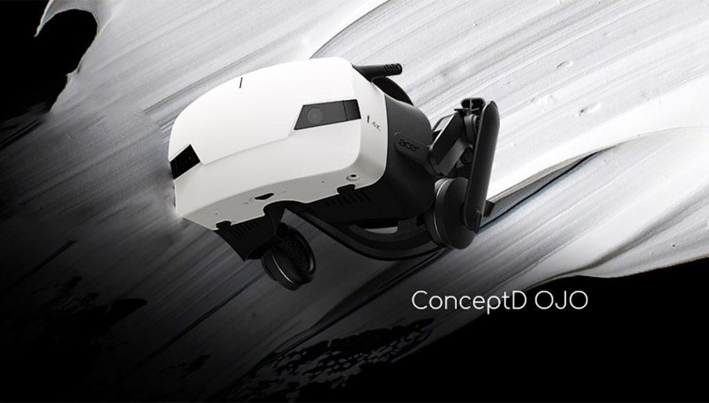 宏碁确认已终止其高端VR头显ConceptD OJO开发及生产