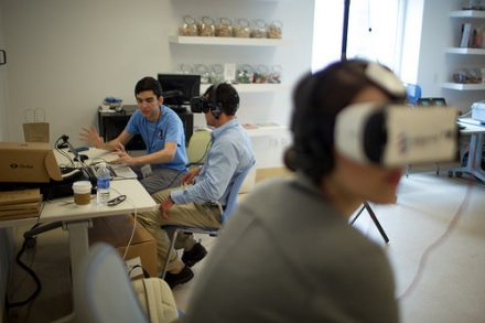 VR医疗培训创企Innerspace宣布获超100万欧元Pre-Seed轮资金