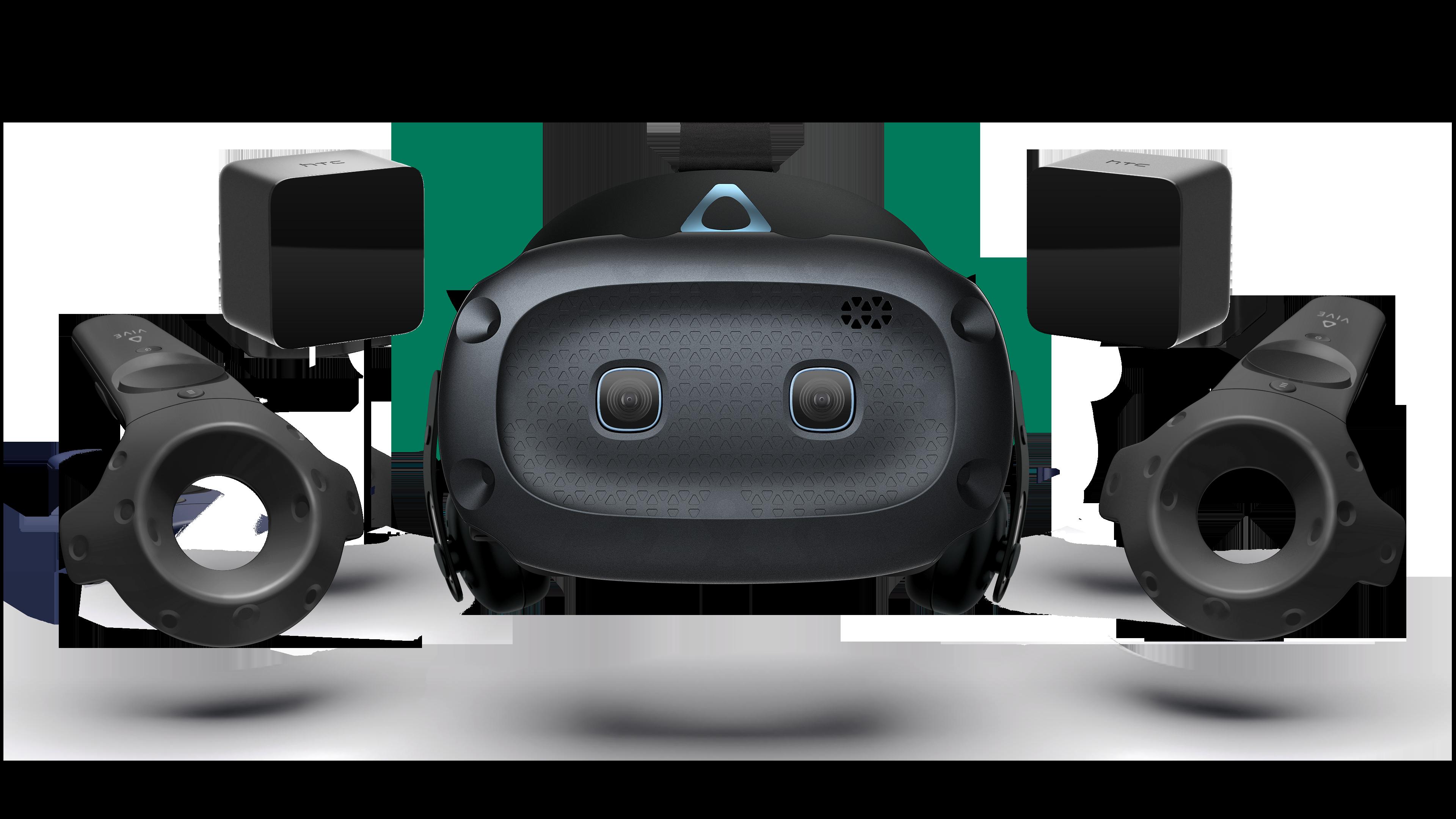 提升可拓展性,Vive发布Cosmos系列4款新头显