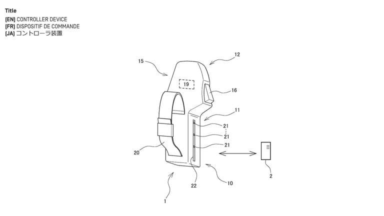 索尼PS Move手柄新专利曝光,将增加手指追踪系统