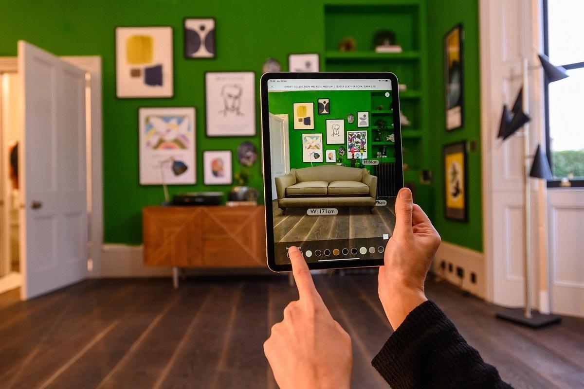 英国研究机构:40%英国消费者正在使用AR和VR进行购物