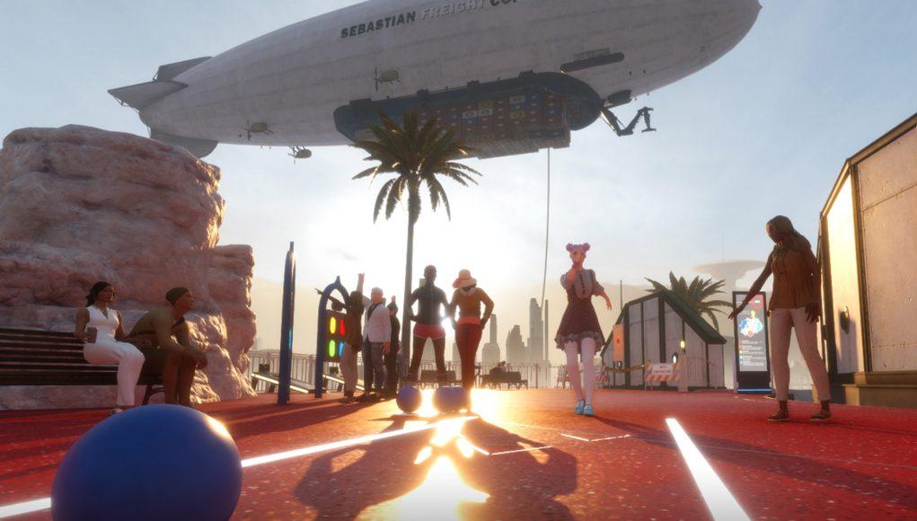 林登实验室计划出售其VR社交平台《Sansar》