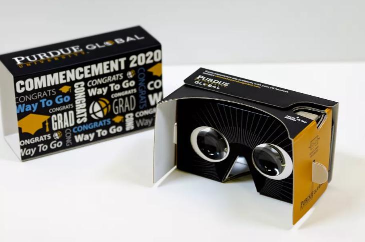 美国普渡大学75名学生将利用谷歌Cardboard参加VR毕业典礼