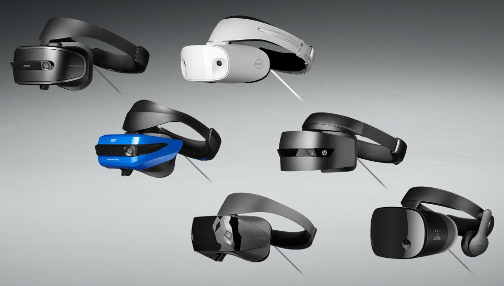 微软表示并未放弃VR,将继续投资改善硬件平台