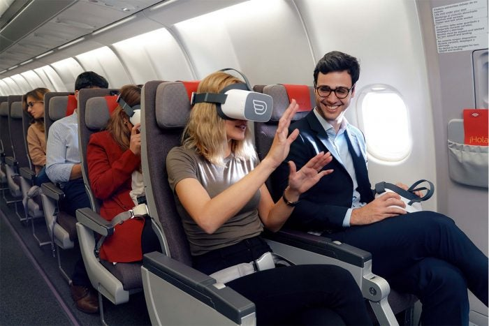 卡塔尔航空与Inflight VR合作,为其航线新增VR体验项目