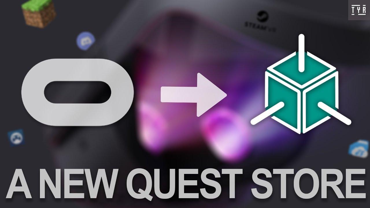 Facebook正考虑使用非商店路径来分发Oculus Quest应用程序