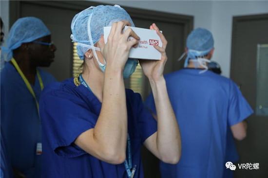 第三世界国家中的VR医疗教育:更便宜有效,并挽救更多生命