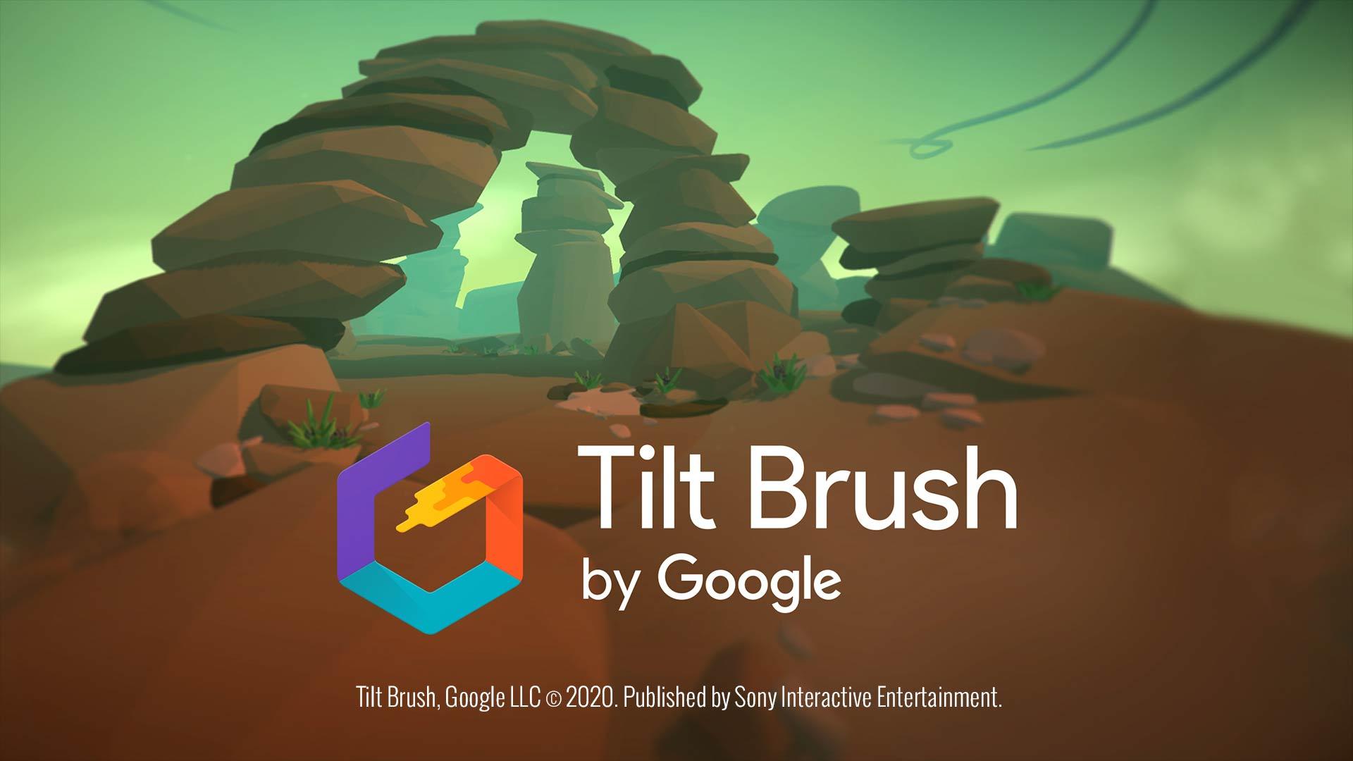 PSN数据表明谷歌旗下VR创作应用《Tilt Brush》即将登陆PSVR