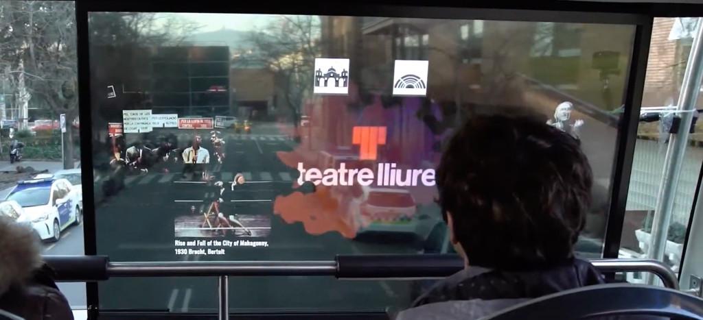 西班牙电信、MediaPro及TMB联手推5G AR公交车赋能旅游业