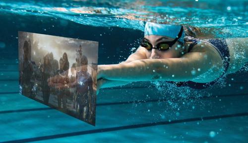 售价499美元,Vuzix Labs新品Smart Swim AR泳镜正式开售