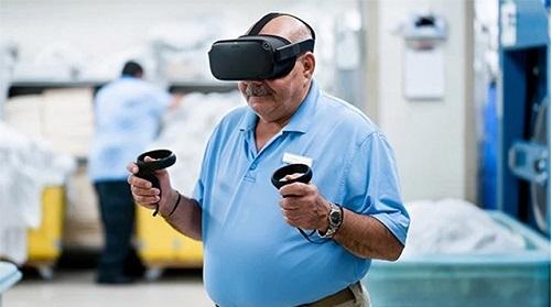 希尔顿在全球119个国家和地区, 推出全新VR培训计划Hotel Immersion