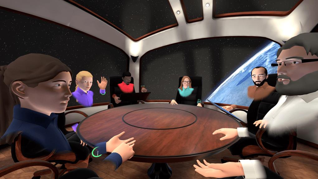 远程工作、教育、培训、设计审查等领域26个VR应用盘点