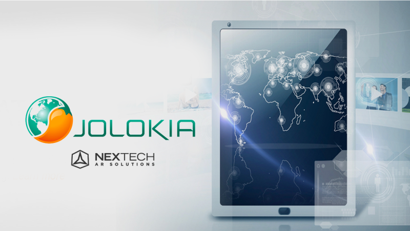 NexTech AR宣布拟收购远程协作软件商Jolokia