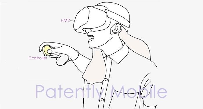 Facebook新专利曝光:用于VR的虚拟键盘触控板