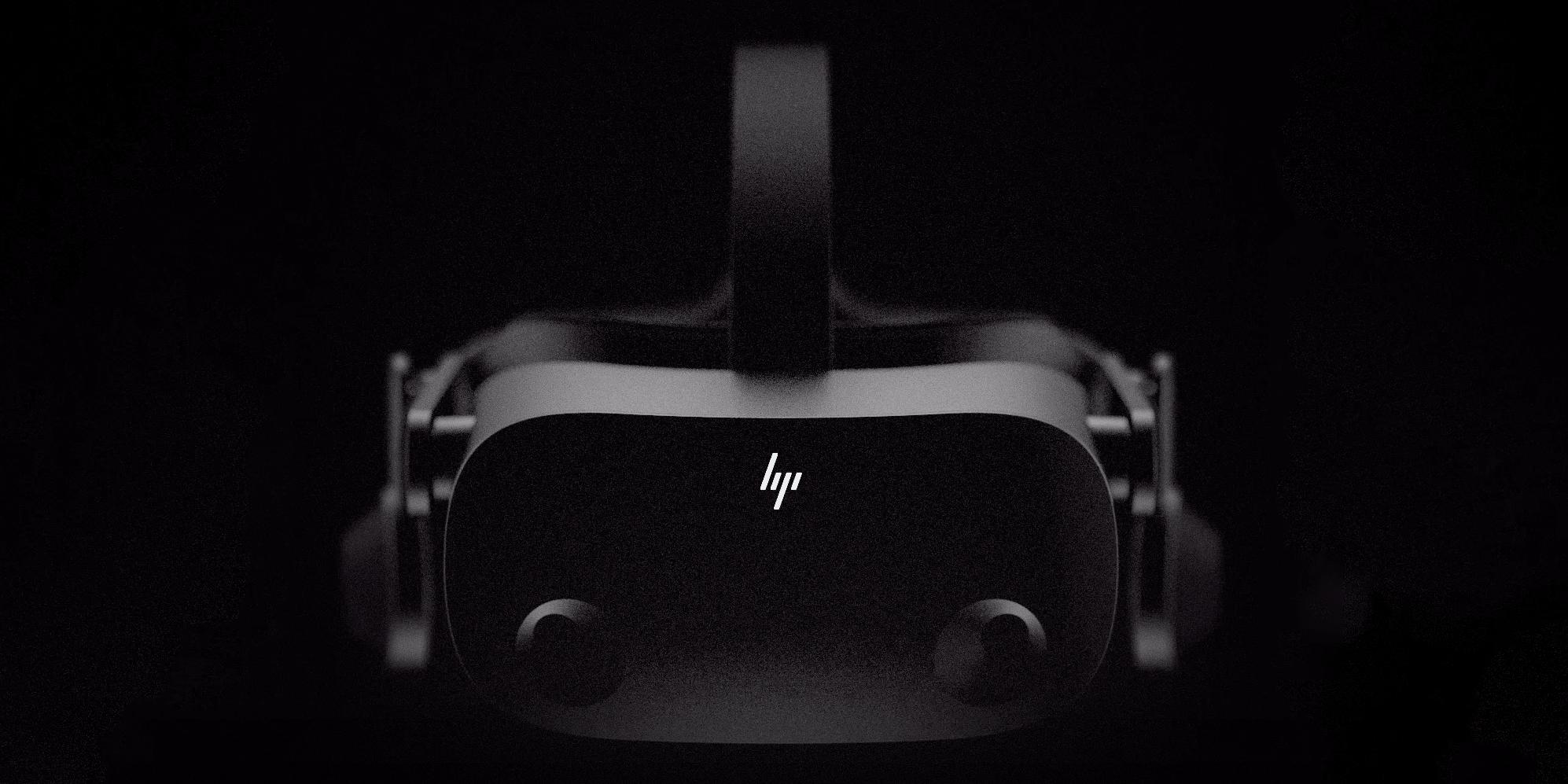 与Valve、微软合作,惠普推出新一代HP Reverb G2头显