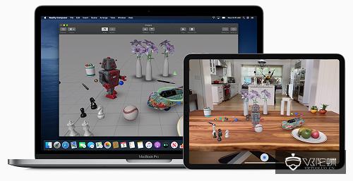 苹果的AR格式现已提供数百万个Sketchfab模型