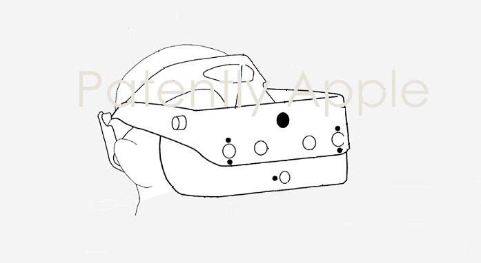 苹果新专利:未来头显设备或带可互换镜头的显示系统,以适应不同用户视力
